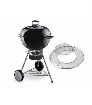 Gril WEBER MASTER TOUCH GBS 57 cm čierny